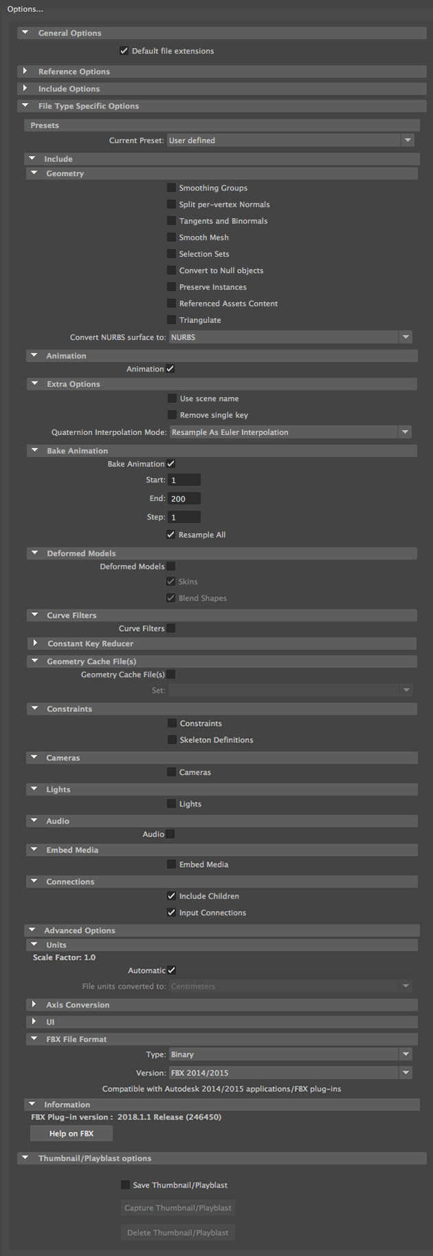 3D (FBX, OBJ) | ARGO Developer Portal